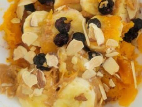 Butternut Squash for Breakfast, 2 Ways