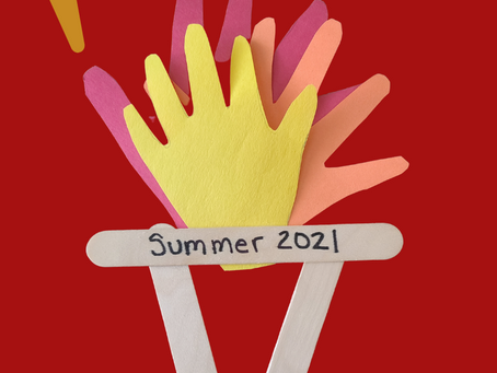Summer Craft- Olympic Torch