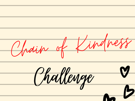 Chain of Kindness Challenge
