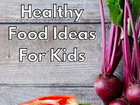 Foods you may want to introduce into your kids' diets that you may not have tried yet.