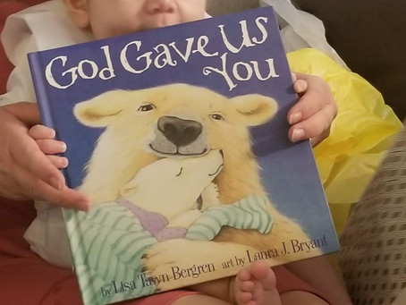 Valentine's Day Book Recommendations (Ages 0-7)