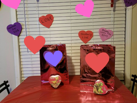A few things to add to your  kids' Valentine's bags...