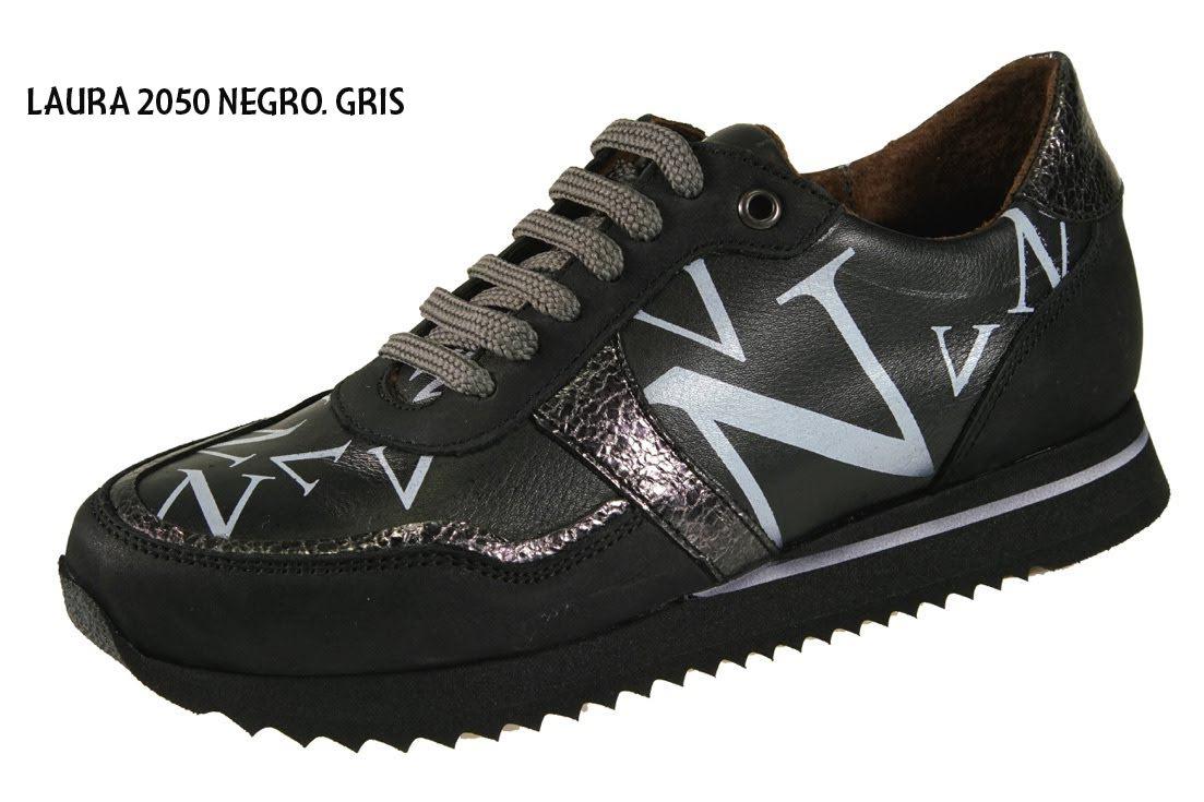 LAURA2050 NEGRO GRIS