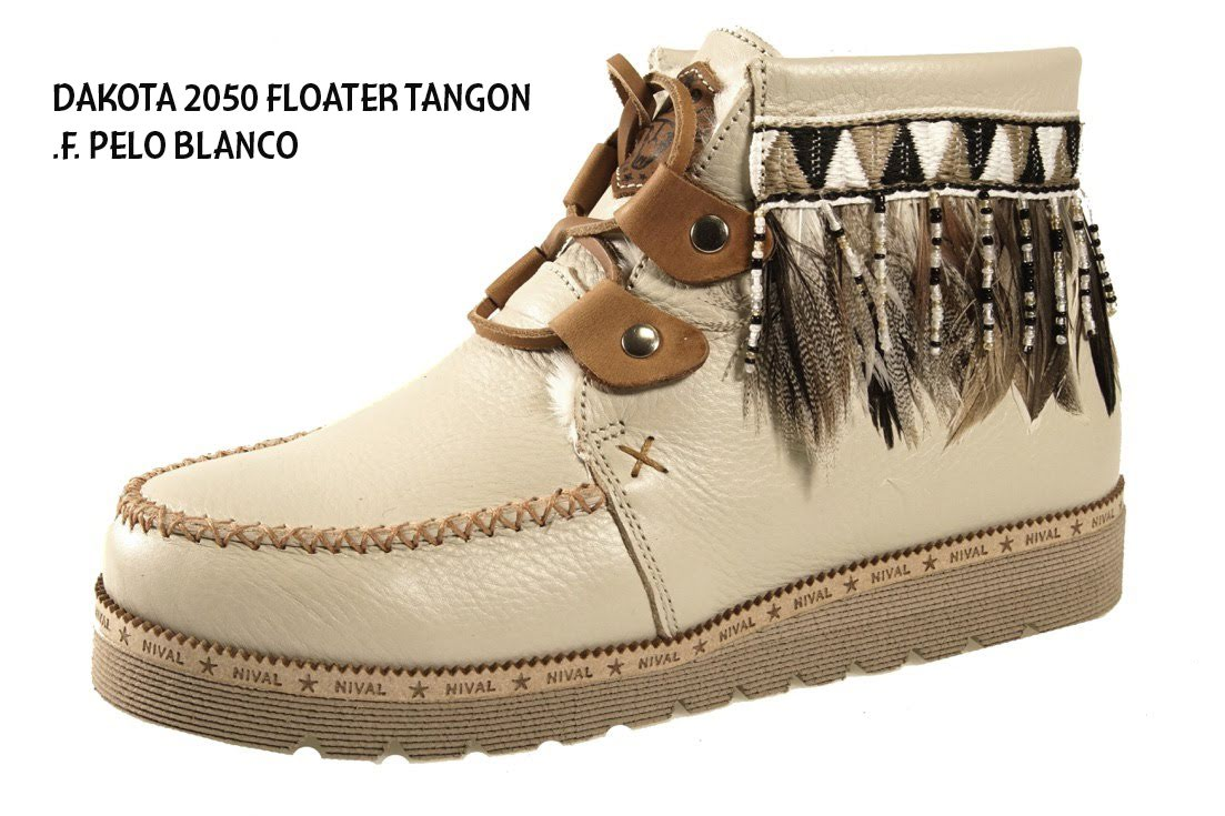 DACOTA2050 FLOATER TANGON F. PELO BLANCO