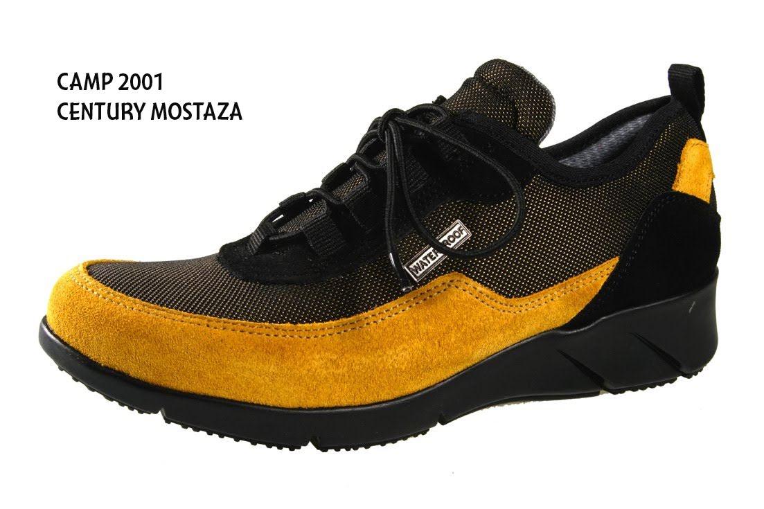 CAMP2001 CENTURY MOSTAZA