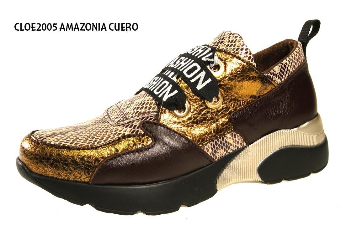 CLOE2005 AMAZONIA CUERO