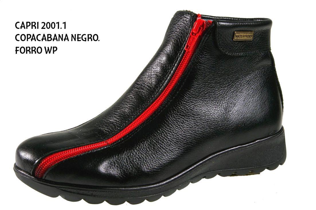 CAPRI2001 1 CC. NEGRO FORRO WP