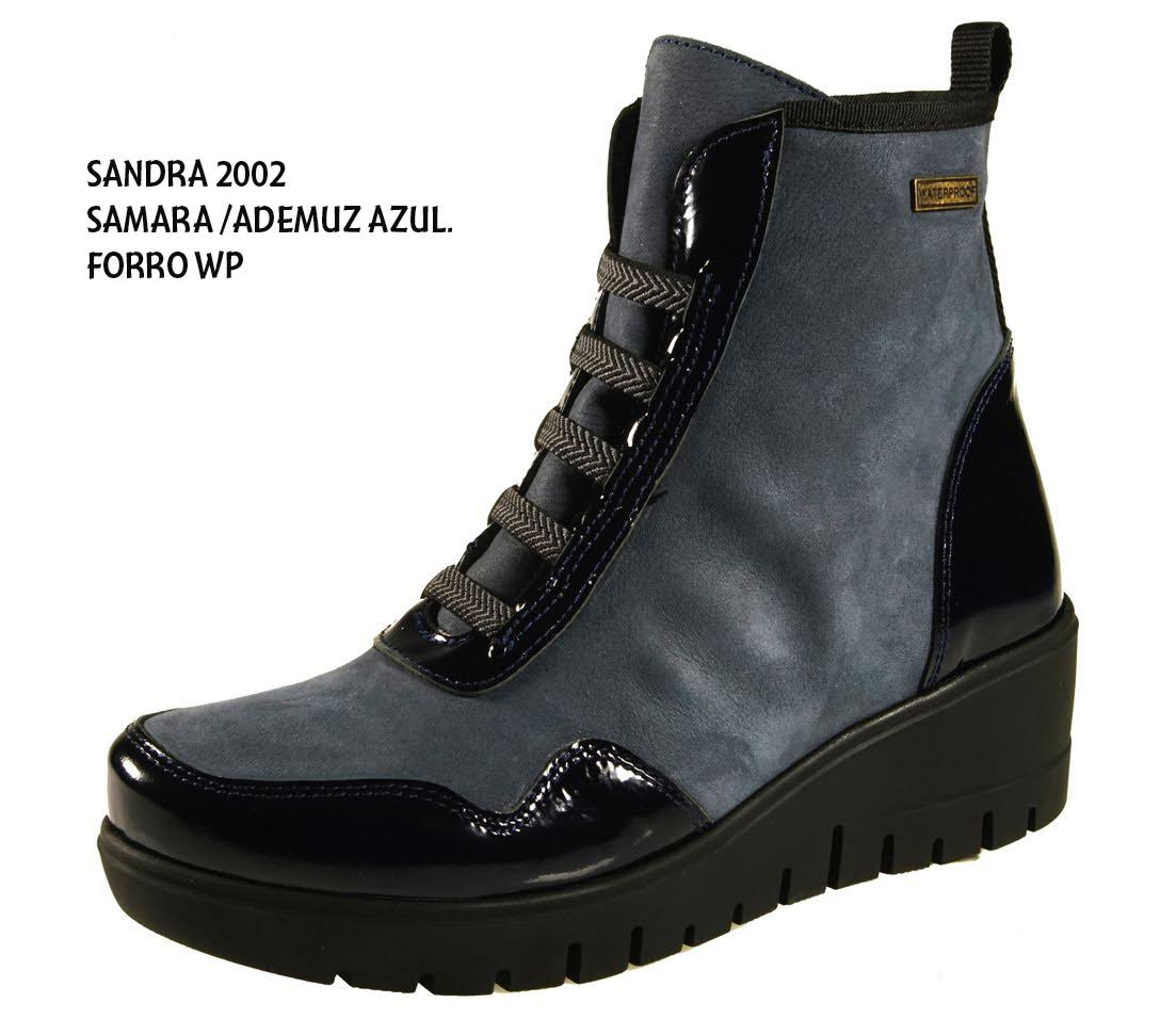 SANDRA2002 SAMARA/ADEMUZ AZUL. F. WP
