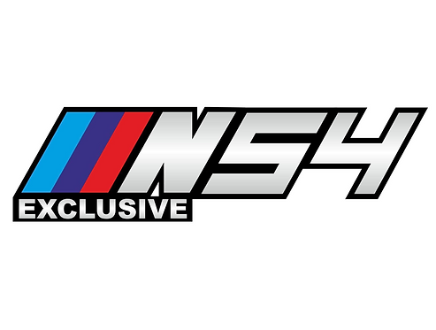 N54 Exclusive Decal