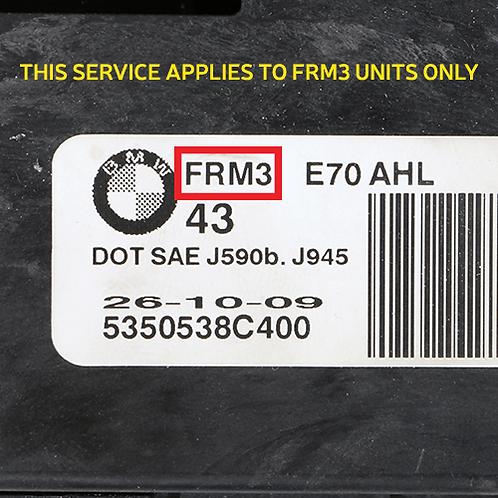 FRM3 Repair Service