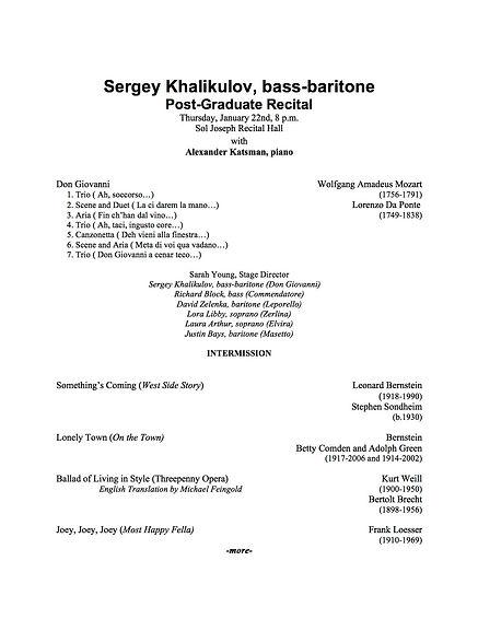 """""""Sergey Khalikulov"""""""