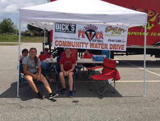 Community Water Drive