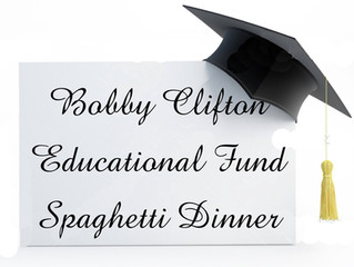 Bobby Clifton Educational Fund Dinner