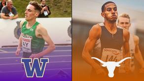 SIGNED: Texas Lands 1:46 Runner Yusuf Bizimana, Washington Adds 4:00 Miler Brian Fay For Next Fall