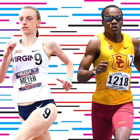 First Thoughts: Salisbury's Mile, Thompson's Validating 5k, Strong 800 & Steeple Results (Part Two)