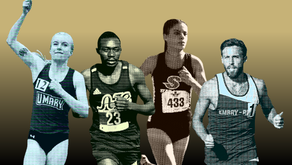 2020 Indoor Track End of Season Awards (D2)