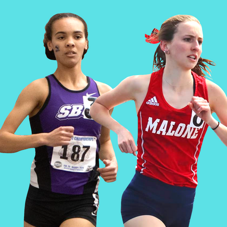 2021 D2 Outdoor Top 25 Rankings (Women): Update #2