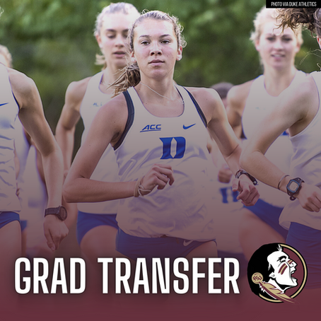 GRAD TRANSFER: Amanda Beach to Finish Eligibility at Florida State Next Fall