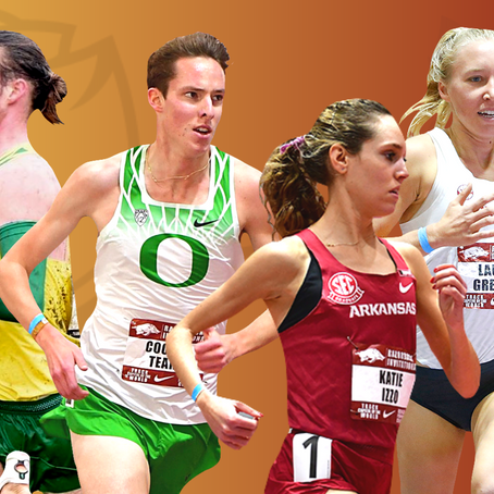 First Thoughts: Men's Mile Madness & Establishing the Women's 3k Title Threats