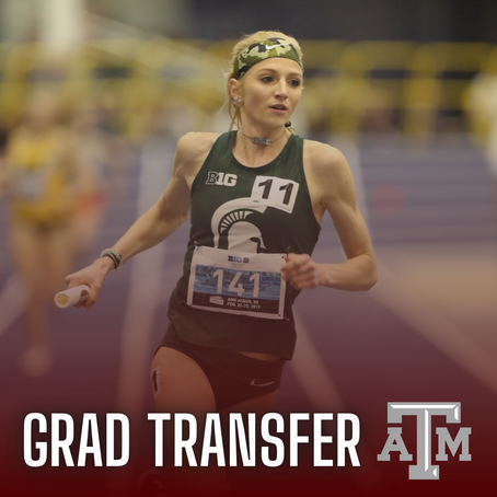 GRAD TRANSFER: Annie Fuller to Finish Eligibility at Texas A&M