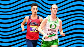 2021 D1 Indoor Top 25 Rankings (Men): Update #1