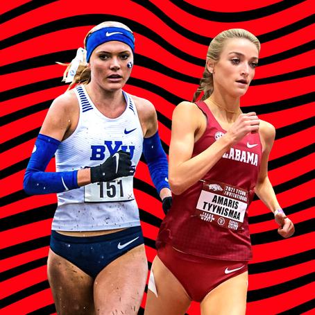 2021 D1 Indoor Top 25 Rankings (Women): Update #2