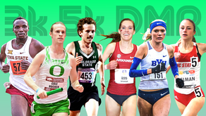 The Group Chat: NCAA D1 Indoor Championship Preview (3k, 5k, DMR)