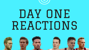 Day 1 Reactions