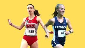2021 D3 Outdoor Top 15 Rankings (Women): Update #1