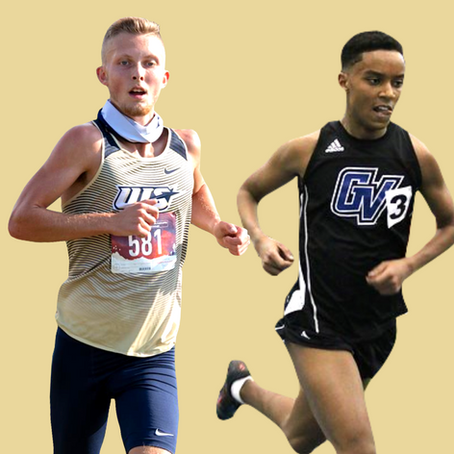 2021 D2 Outdoor Top 25 Rankings (Men): Update #2