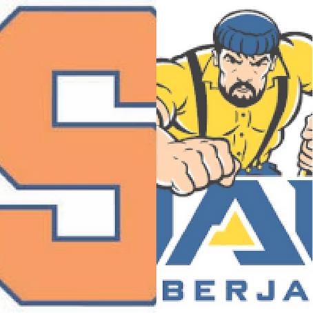 2017 XC TOP 25 TEAMS: #1 Syracuse Orangemen + #2 NAU Lumberjacks