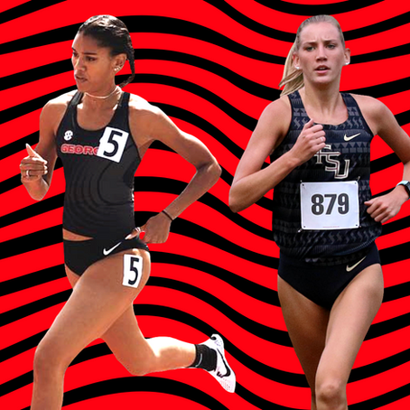 2021 D1 Outdoor Top 25 Rankings (Women): Update #2