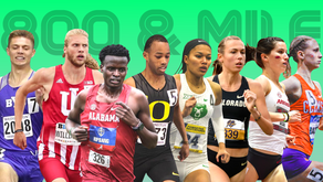 The Group Chat: NCAA D1 Indoor Championship Preview (800 & Mile)