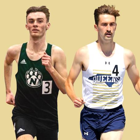 2021 D2 Outdoor Top 25 Rankings (Men): Update #3