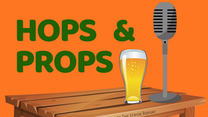 Hops & Props: Dogfish Head SuperEight, UW Preview, Houston, & Larry Wieczorek