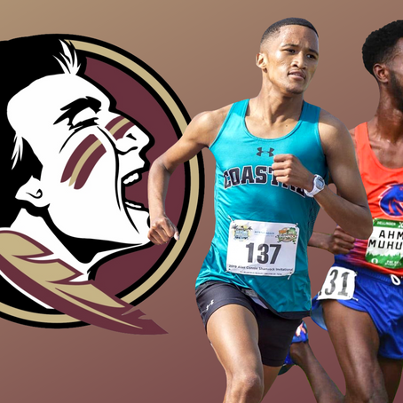 GRAD TRANSFERS: Adriaan Wildschutt & Ahmed Muhumed To Finish Eligibility At Florida State