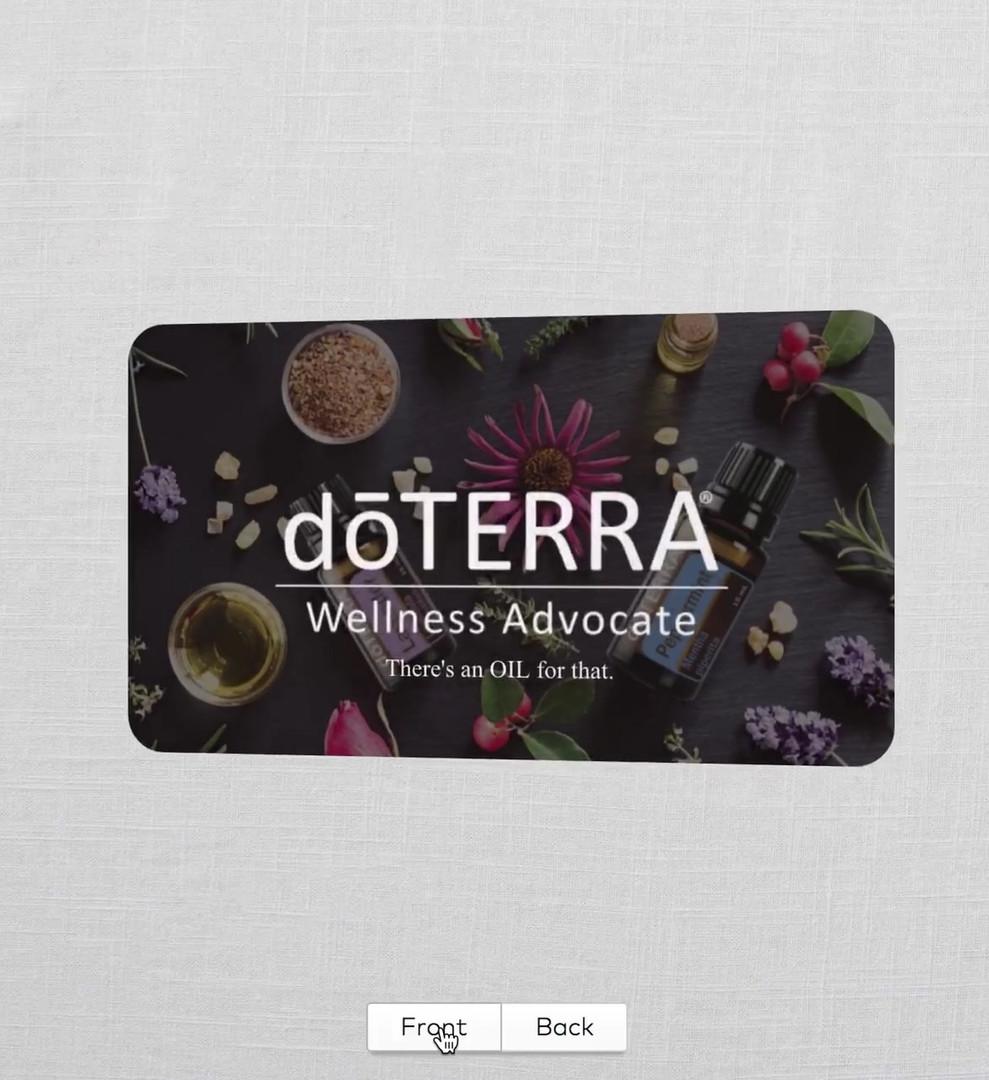 DoTERRA Website Business Card Vid.mov