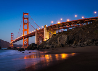 Recent final research trip to San Francisco