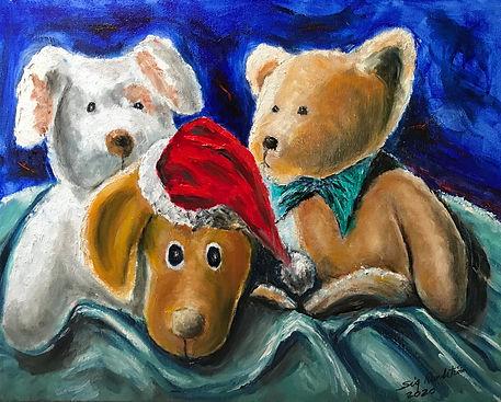 ART DOG BUDDIES