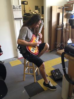 Shawn Romans Guitar
