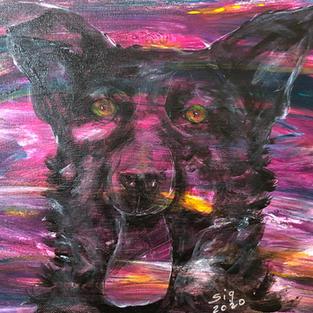 WOLFGAR, GHOST DOG