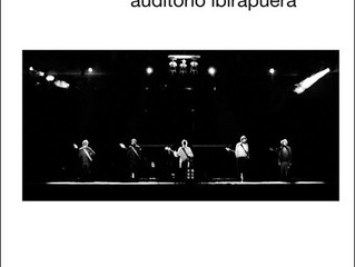 Ao Vivo no Auditório Ibirapuera - 5 a seco