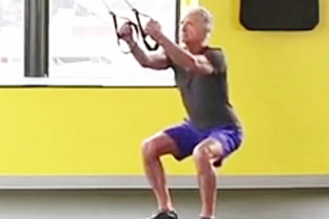 TRX® For The Older Adult -- Part 2: Muscle Strengthening