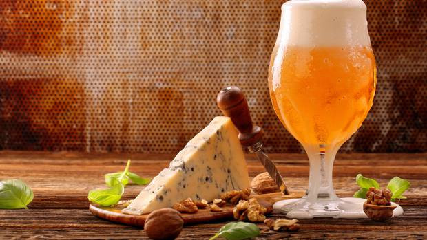 The gourmet cheese market could follow in the footsteps of the craft beer industry. NZ Herald Kevin Jenkinsy Images