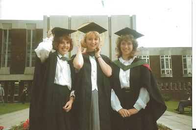Graduation Day Northampton University