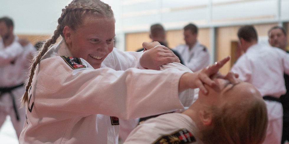 Ju Jitsu - gratis intro nr. 1 (16-55 år)