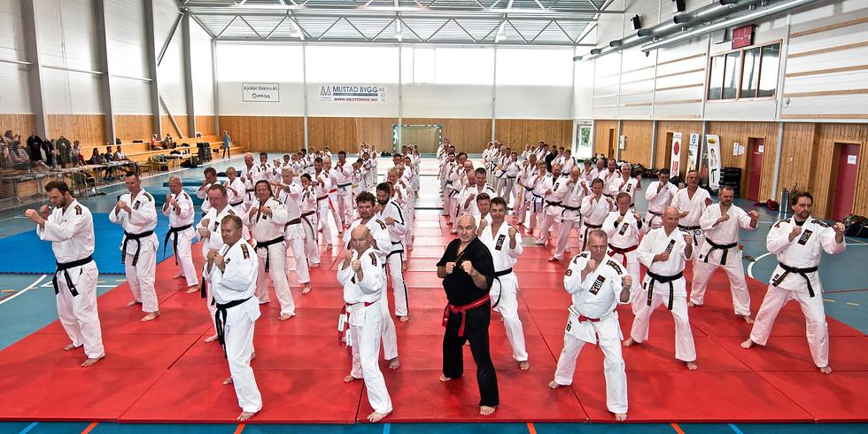 Norway Ju Jitsu Camp 2019