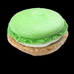 Key Lime Macaron