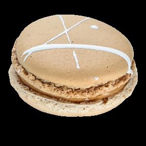 Caramel Macchiato Macaron
