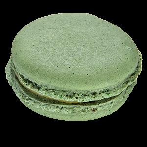 Spiced Pistachio Macaron